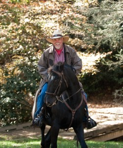 nc mountain horseback riding