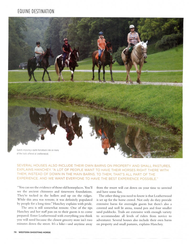 Leatherwood Mountains October Travel article  Western Shooting Horse_Page_8