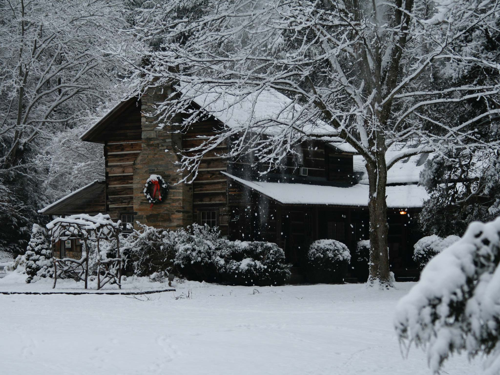 Leatherwood Mountains Resort is open 12 months a year