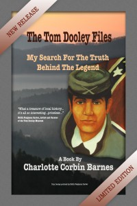 Book signing with Charlotte Corbin Barnes - The Tom Dooley Files