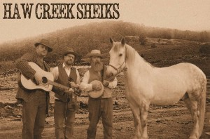 Live Music with the Haw Creek Sheiks