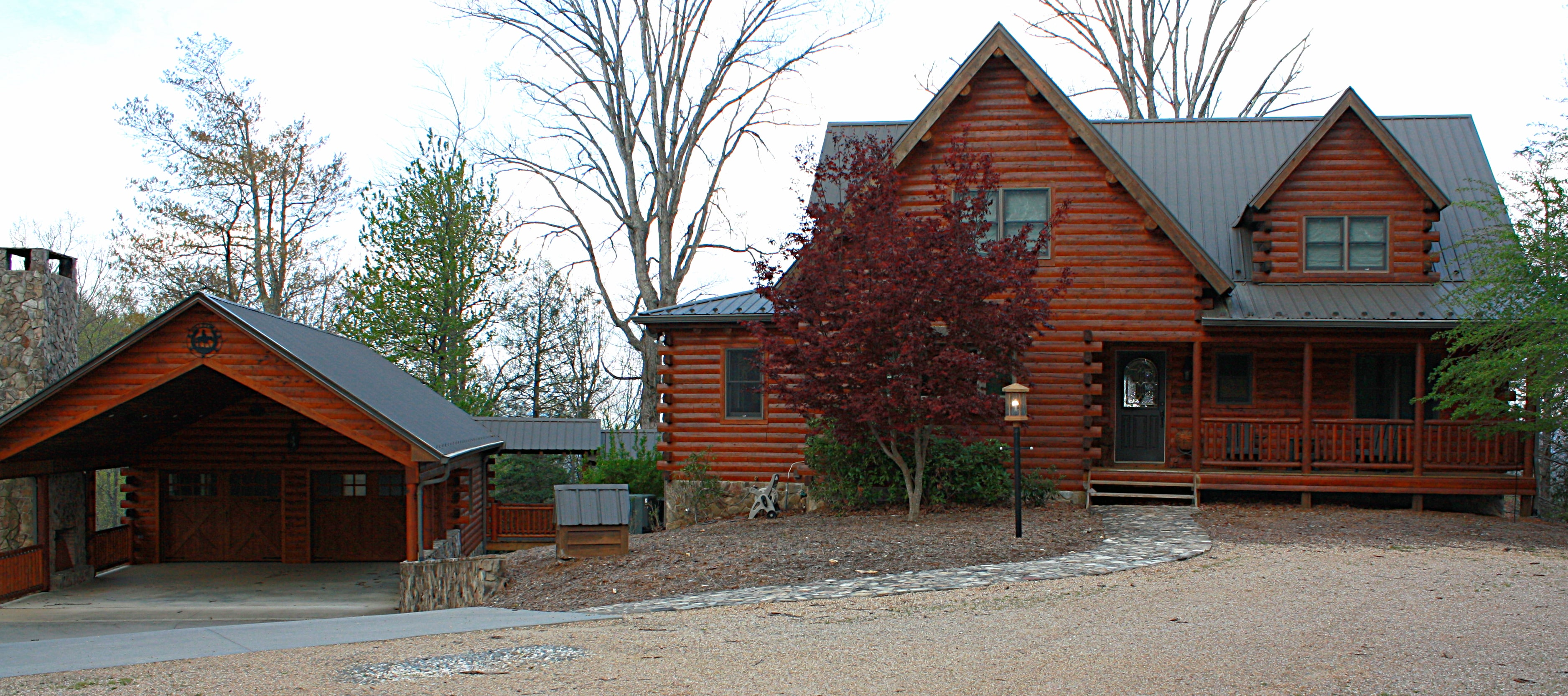 Mountain Gait – Beautiful Mountain Home in Leatherwood