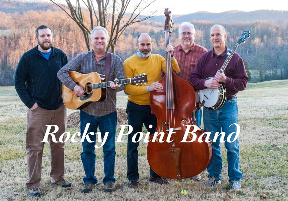 Live Music with Rocky Point Band @ Leatherwood Mountains Resort