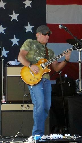 Live Music with Tony Bailey @ Leatherwood Mountains Resort