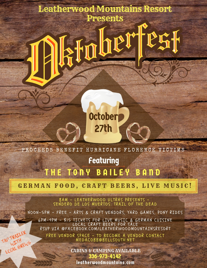 Oktoberfest at Leatherwood Mountains Resort @ Leatherwood Mountains Resort | Ferguson | North Carolina | United States